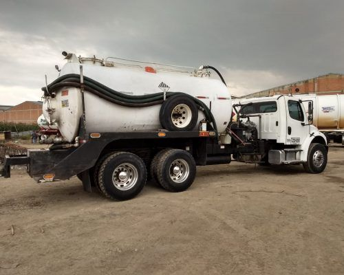 Camion Vactor