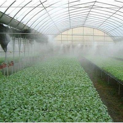 Sistemas de nebulizacion para agricultura